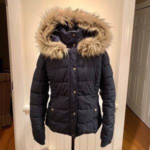 Abercrombie winter jacket.